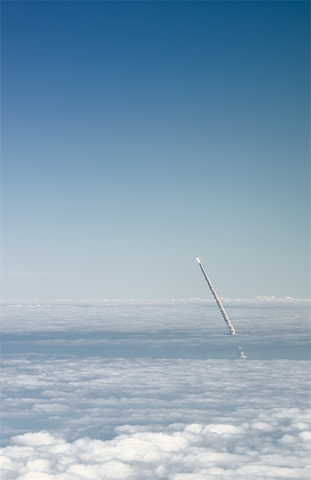 STS-129 Space Shuttle Atlantis launch, 16 November 2009