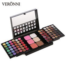 Load image into Gallery viewer, VERONNI Professional 78 Color Make Up Set