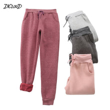Load image into Gallery viewer, DICLOUD Women High Waist Casual Pants