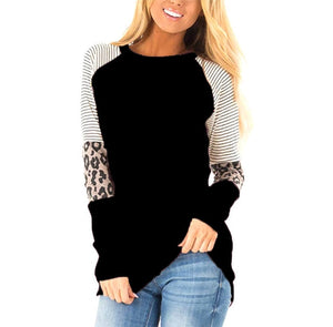 LUSOFIE Women Long Sleeve Top