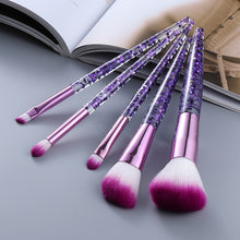 Load image into Gallery viewer, FLD Transparent Makeup Brushes Tool Set
