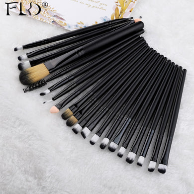 FLD 20 Pieces Makeup Brushes Set