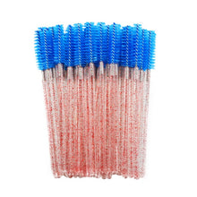 Load image into Gallery viewer, QSTY 50Pcs Eyelash Disposable Mascara Wands