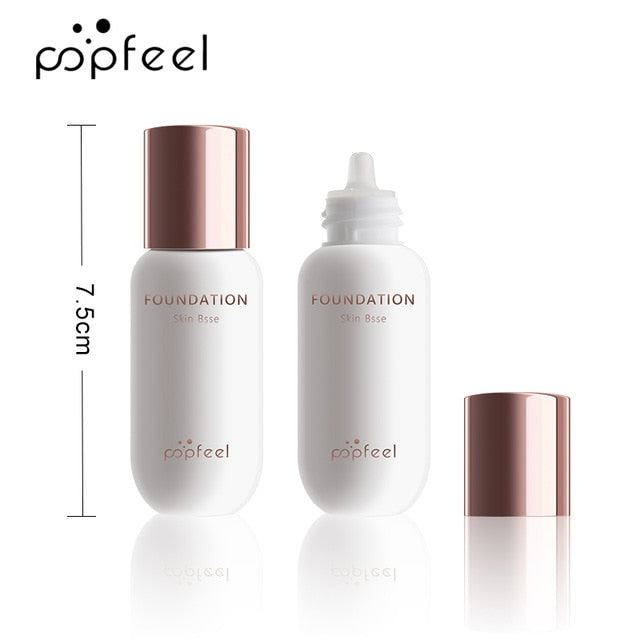 POPFEEL 30 ml Face Foundation Color Changing Liquid Cream