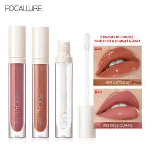 FOCALLURE Plumpmax Nourish Lip Glow