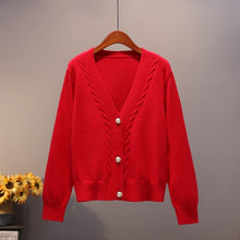 Load image into Gallery viewer, LISM Women Cardigan Sweater
