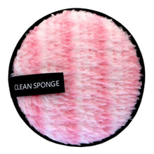 Load image into Gallery viewer, Reusable Makeup Remover Pads Cotton Wipes Microfiber