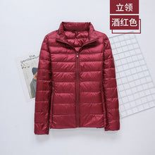 Load image into Gallery viewer, LISM Women Ultralight Hooded Jacket