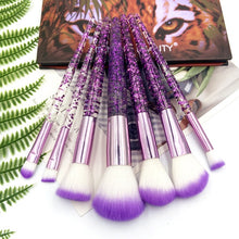 Load image into Gallery viewer, ZZDOG 7/10 High-Quality Professional Makeup Brush Set