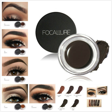 FOCALLURE 5 Color Eyebrow Tint Makeup