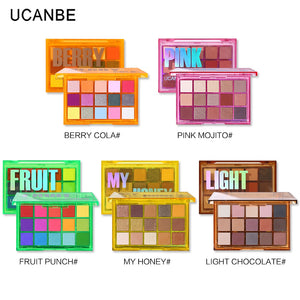 UCANBE Sweet Party Eyeshadow Pallet