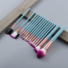 Load image into Gallery viewer, FLD 5/15pcs Kabuki Makeup Brushes