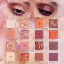 Load image into Gallery viewer, FOCALLURE Brand New 16 Colors Eye Shadow Palette- SUNRISE