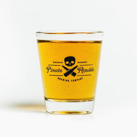 Tapered Shot Glass