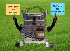Robots for Polar Bears:  Mr. Billion