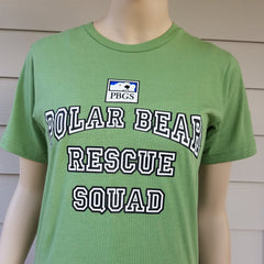 Green Shirts for Polar Bears
