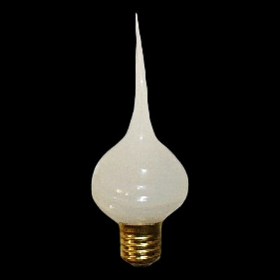 15w Silicone Dipped Bulb - Medium Base