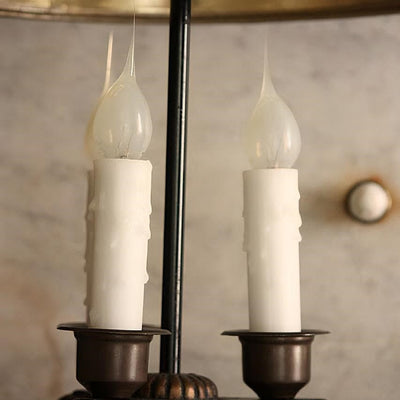 Beeswax Candle Cover - Candelabra