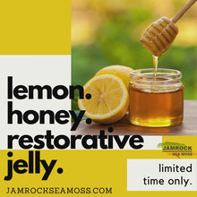 "Load and play video in Gallery viewer, LEMON HONEY ""RESTORATIVE JELLY"" 16 OZ"
