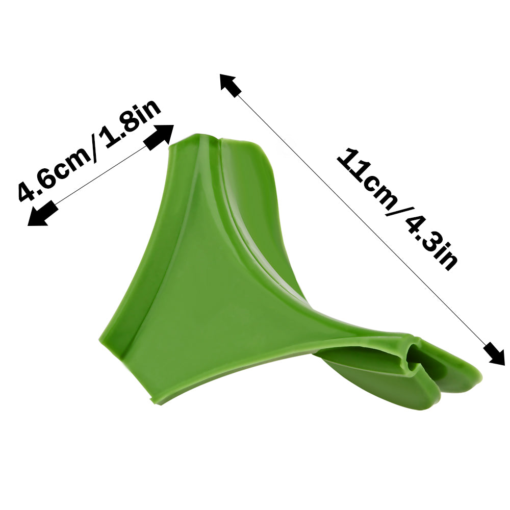 Silicone Funnel - kitchen gadgetsandmore