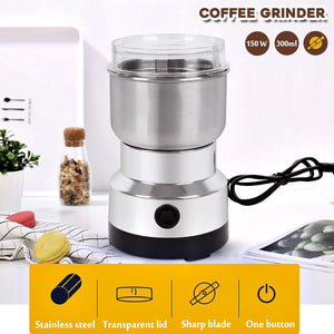 Warmtoo Electric Coffee Bean Grinder - kitchen gadgetsandmore