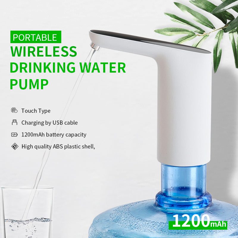 Portable Mini Water Pump - kitchen gadgetsandmore