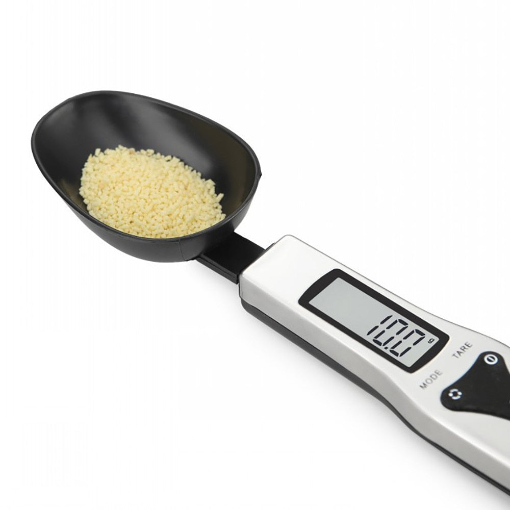 Precise Digital Kitchen Measuring Spoons - kitchen gadgetsandmore