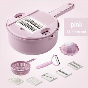11 IN 1 Multi-function Easy Food Chopper - kitchen gadgetsandmore