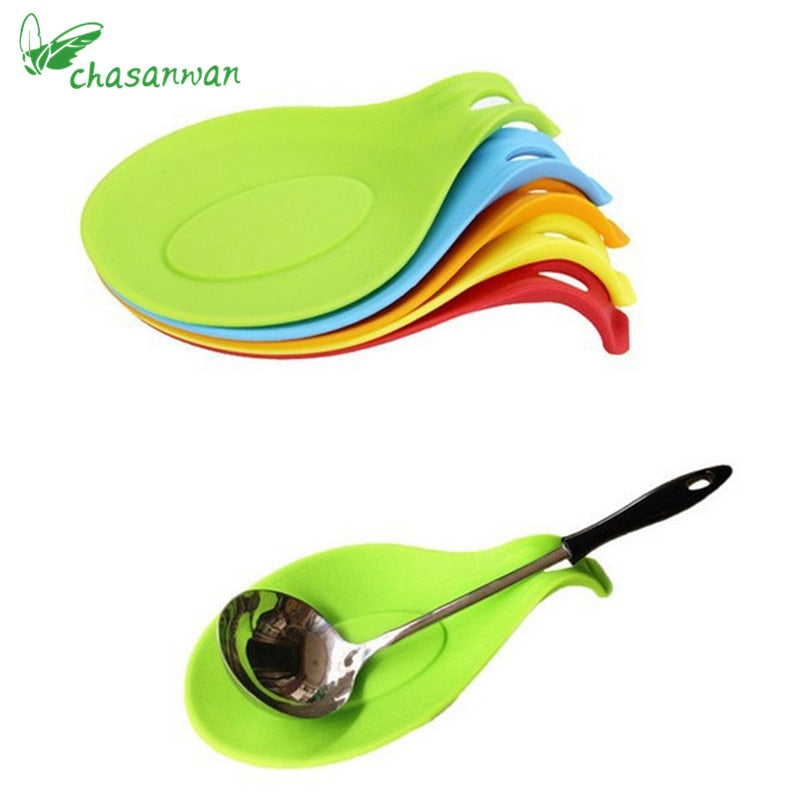 Small Silicone Spoon Mat - kitchen gadgetsandmore