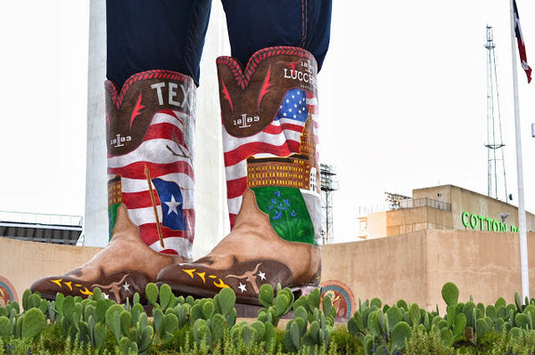 Big Tex | Texas State Fair | Ya'll: The Definitive Guide to Being a Texan
