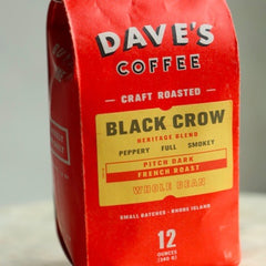 Dave's Coffee | French Roast Coffee | Gifts for Coffee Lovers | Artisanal Coffee | coffee gifts | VelvetCrate