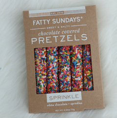 Fatty Sundays Pretzels | Birthday Gift Package | Bridesmaids Boxes