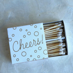 Cheers Matches | The Social Type