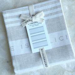 Studio Patro | Beautiful Tea Towels | Thinking of You gift crate | Best Pick Me Up gifts for her