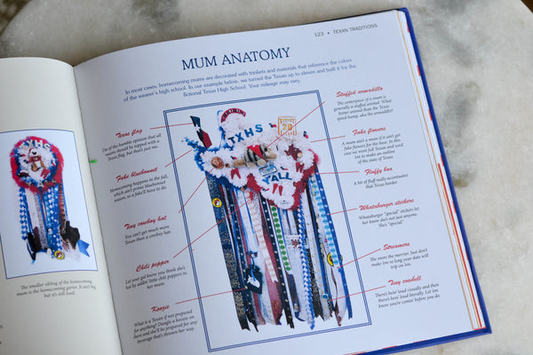 Homecoming Mums | History of Mums in Texas | Ya'll: The Definitive Guide to Being a Texan