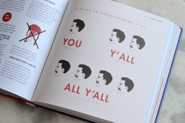 Ya'll: The Definitive Guide to Being a Texan | Different Uses of the word Ya'll