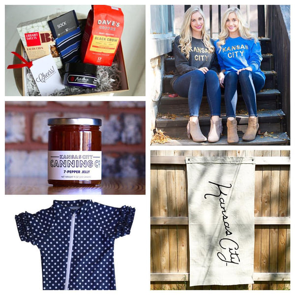 Kansas City Gift Shops | Kansas City Gift Guide | Kansas City Gift Baskets | Kansas City small businesses