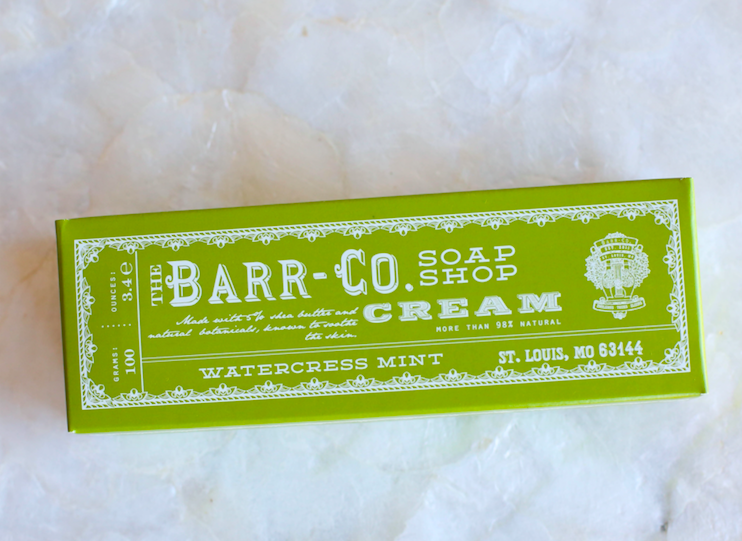 Barr Co. | best hand creams for her | engagement care package