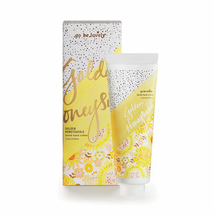 Golden Honeysuckle Hand Cream - VelvetCrate
