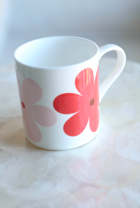 Caroline GardnerFine Bone China Mug - VelvetCrate