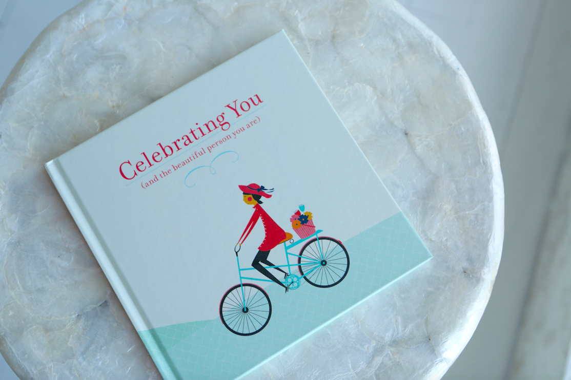 """Celebrating You"" gift book 