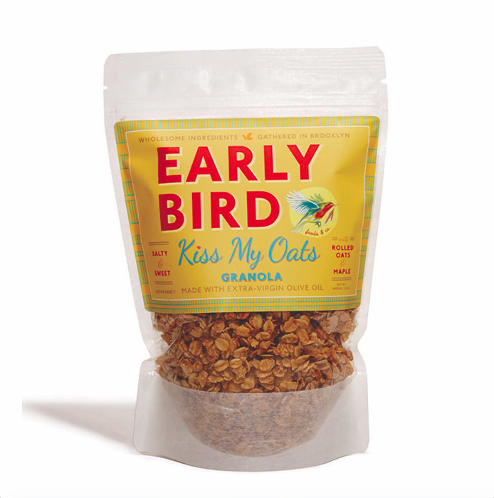Early Bird Kiss My Oats Granola - VelvetCrate