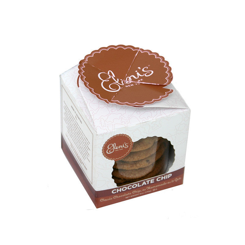 Eleni's Cookies New York | Chocolate Chip Cookies in NYC | Best Chocolate Chip Cookies in NYC | Send Chocolate Chip Cookies | Sweet Gift Crates | Care Packages for Her | Best Nut Free Cookies
