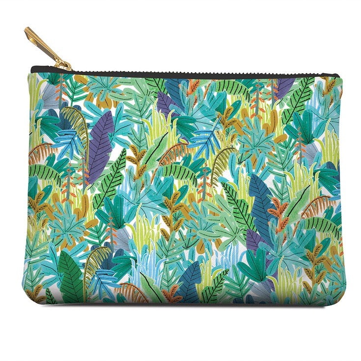 Justina Blakeney Tropical Palms Pouch
