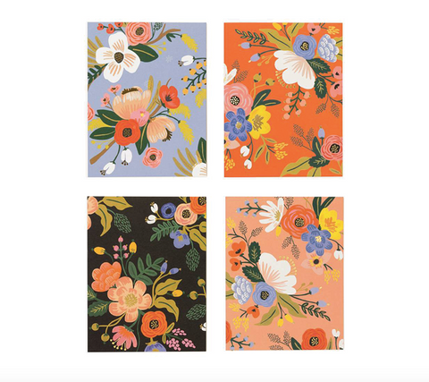 Lively Floral Everyday Assorted Card Set