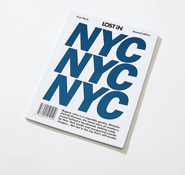 Lost in City Guide: NYC