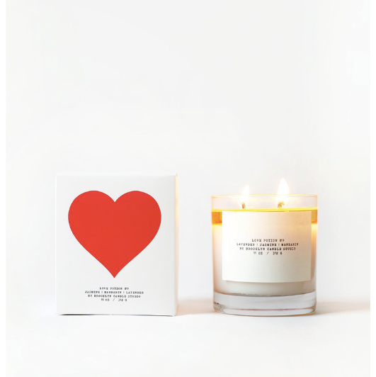 Love Potion #9 Candle