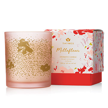 Thymes Millefleur Candle
