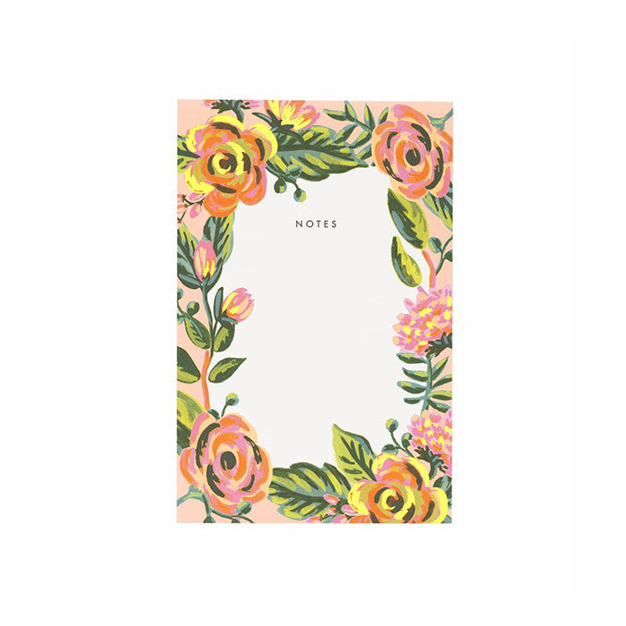 Rifle Paper Co. Jardin de Paris notepad - VelvetCrate