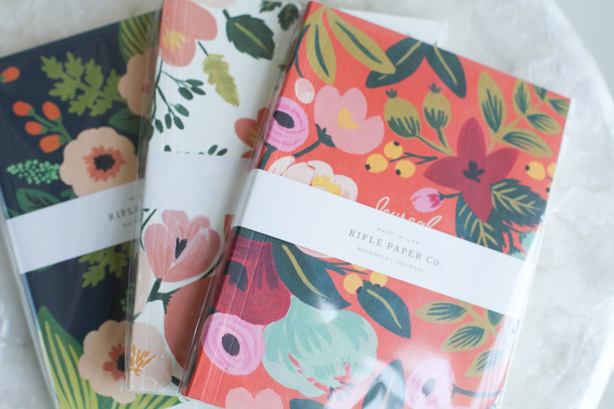 Rifle Paper Co. Jardin Everyday Journal - VelvetCrate